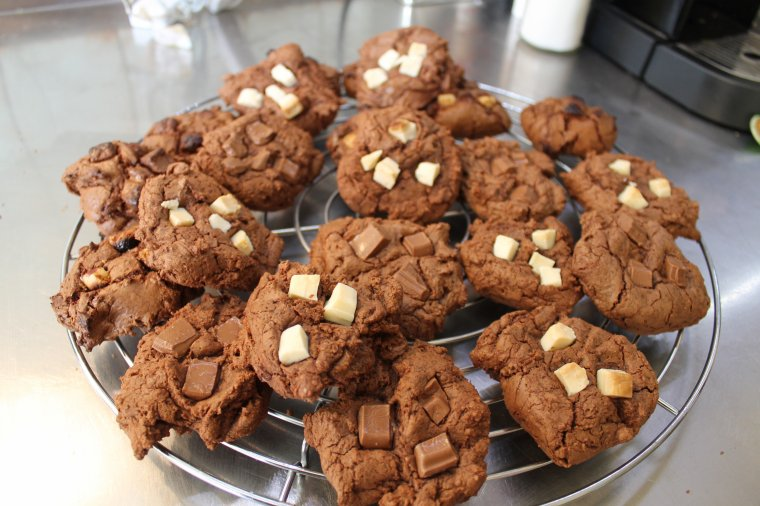 Cookies ultra choco