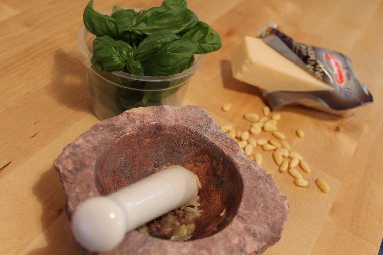 Pesto aux basilic
