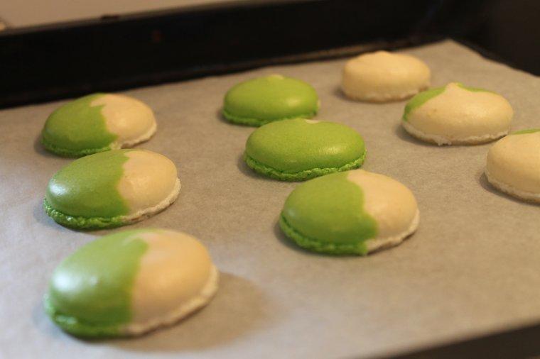 Macarons Mojito