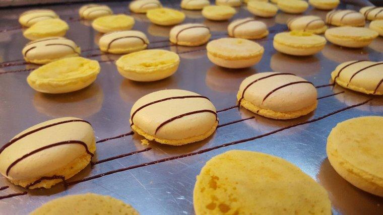 Macarons aux carambars