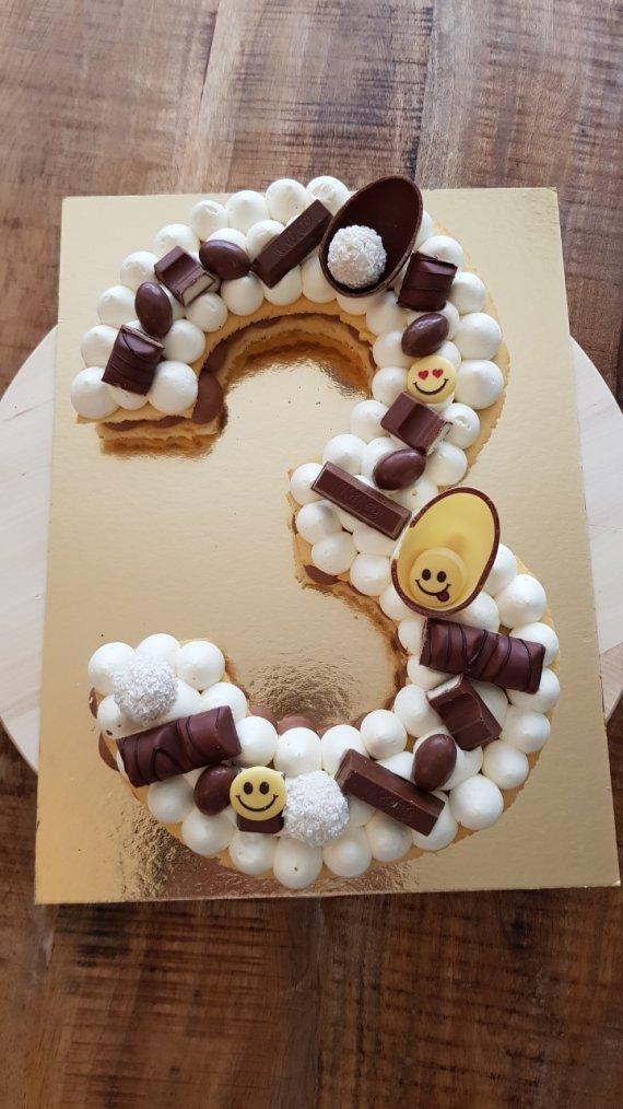 Number cake 3