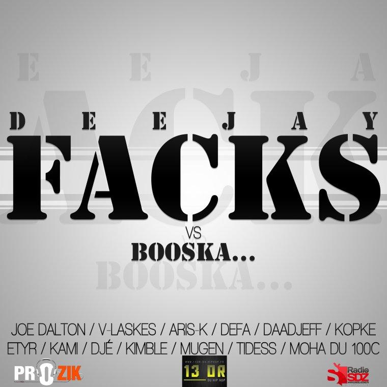 DJ FACKS vs BOOSKA ...