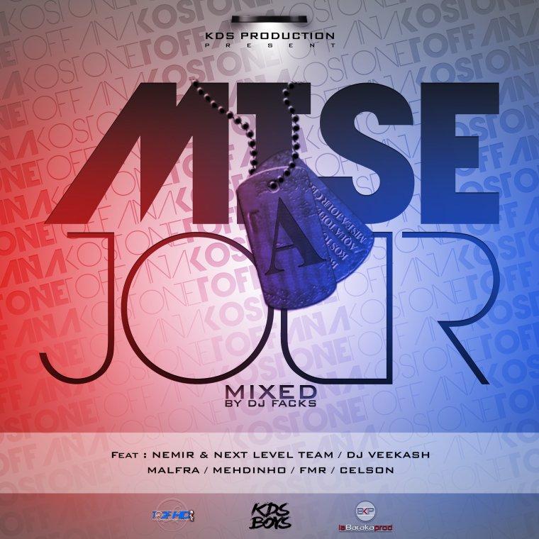 mise a jour  / Dj Facks & Dj Veekash Intro Mise A Jour (2013)