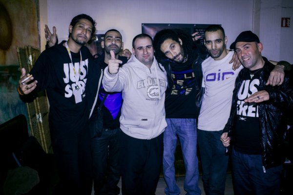 Dj Veekash , Koma , Dj Facks , Sheryo , Haroun