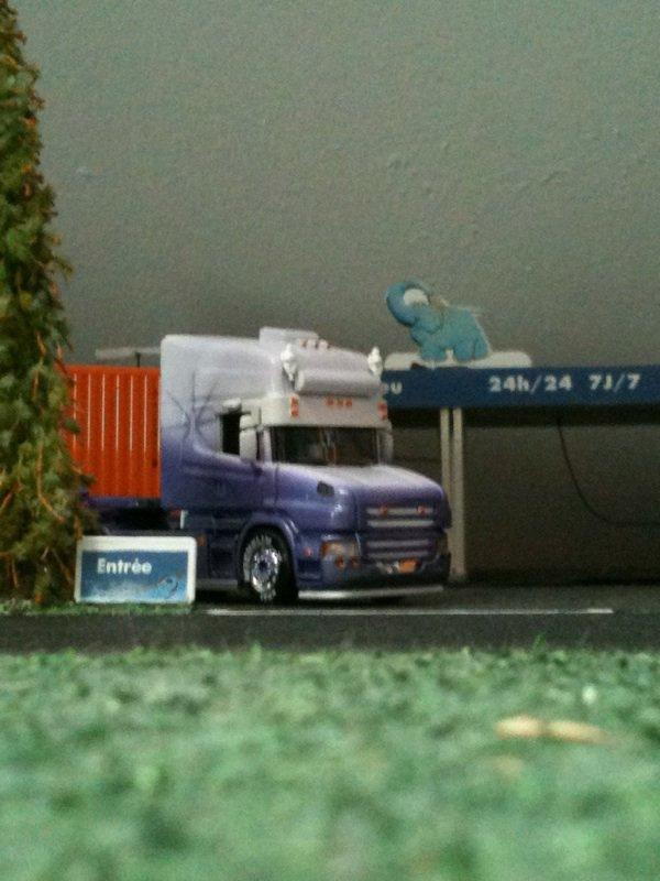 Scania torpédo R 620 \8/ !!!