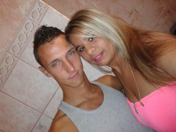 moi et mon homme ( je t'aime )