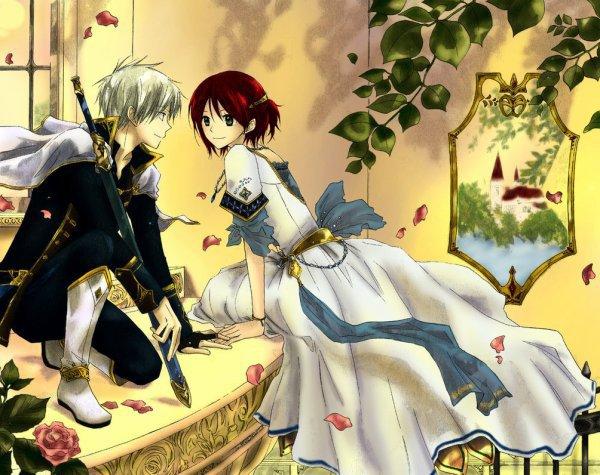 ~Shirayuki au cheveux rouge~ ♥♥♥