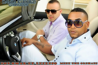 Don Omar Feat Lucenzo - Danzar Kuduro Rmx Dj Carlos