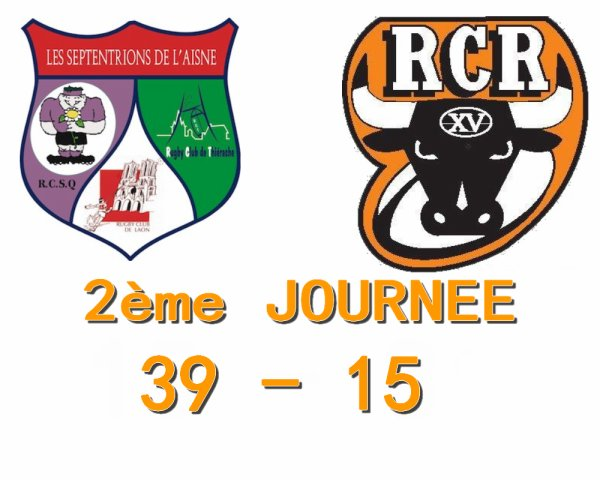 Les Matches De Chanpionnat : SEPTENTRION 02 vs RcR ( ALLER )