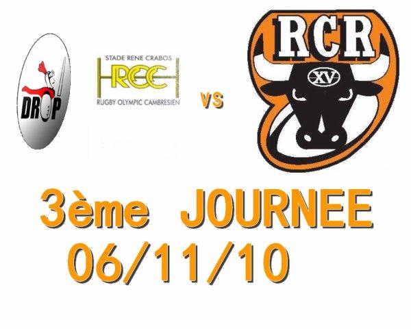 Les Matches De Chanpionnat : RASS CAMBRAI  / DOUAI vs RcR ( ALLER )