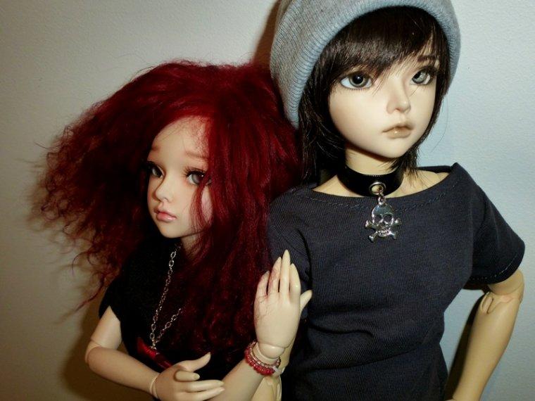 . Annabelle x Ethan .
