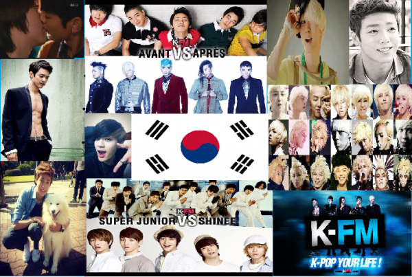 la k-pop ma vie <3