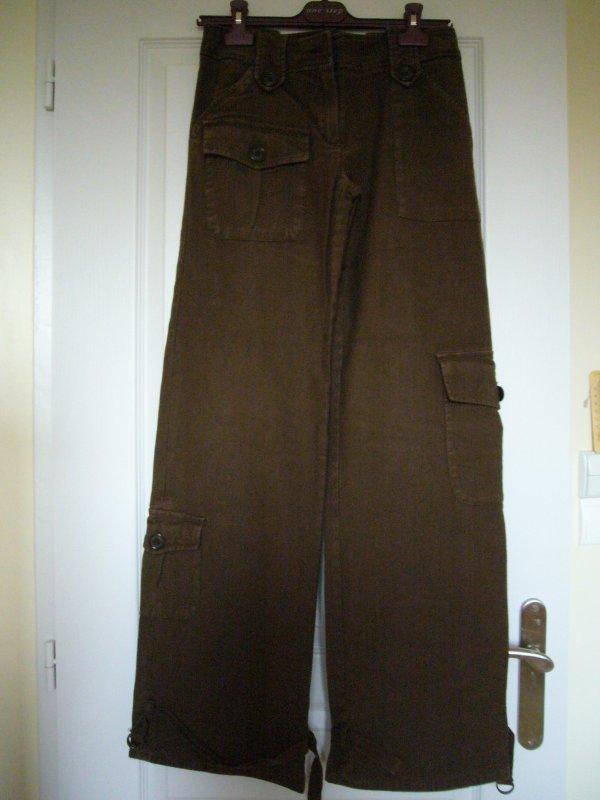 A TROQUER ou SHOPPER : Pantalons