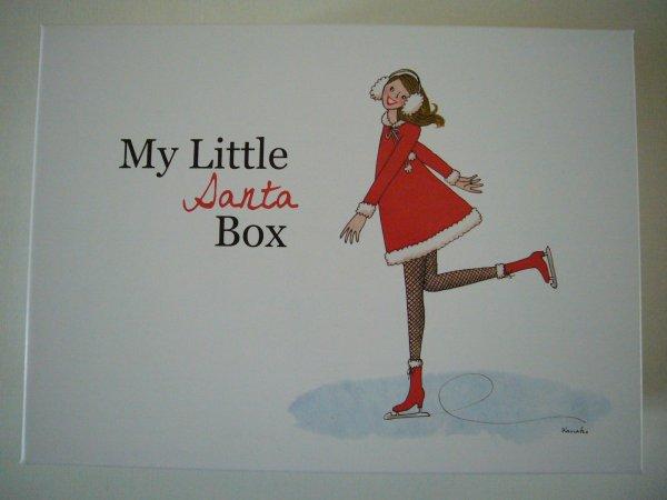 La little box de décembre est arrivée !