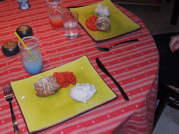 Mon diner St Valentin avec Cookin theworld (bon réduction inside)