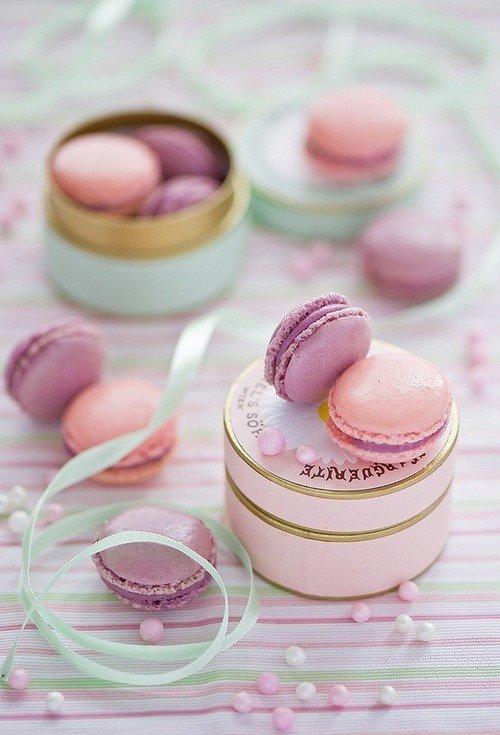 Vous aimez les macarons? ♥