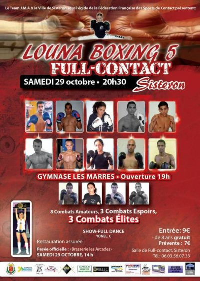 Louna Boxing 5