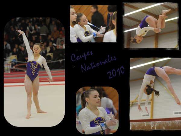Coupes Nationales ( 4&5 décembre 2010)