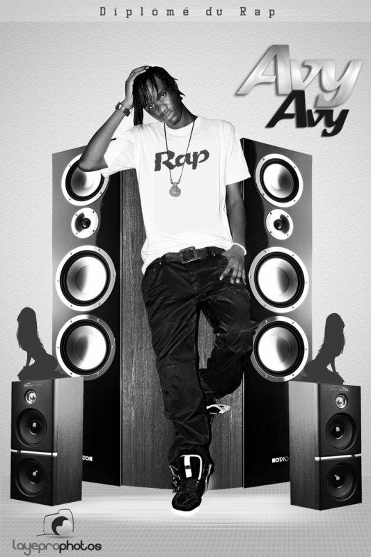 Le diplômé du Rap