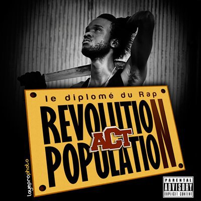 REVOLUTION ACT POPULATION / INFIRMES (2011)