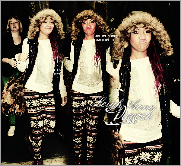 .Bienvenue sur Leigh-Anne-Pinnock, ta source sur Leigh-Anne Pinnock et le groupe Little Mix !.