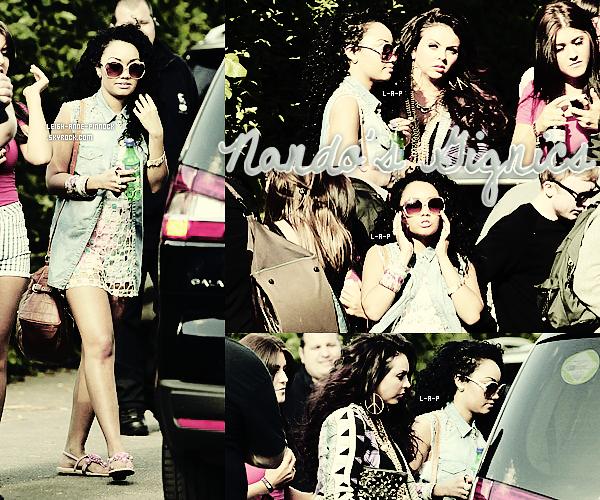 .Le 9 juin dernier, les Little Mix étaient au festival Nando's Gignics. Elles ont également été aperçues quittant le Rose Club très tôt ce matin car Jesy fêtait, hier ( 14 juin ), son 21ème anniversaire !.