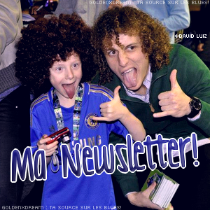 Ta source n°1 sur Chelsea! Newsletter Ta source n°1 sur Chelsea!