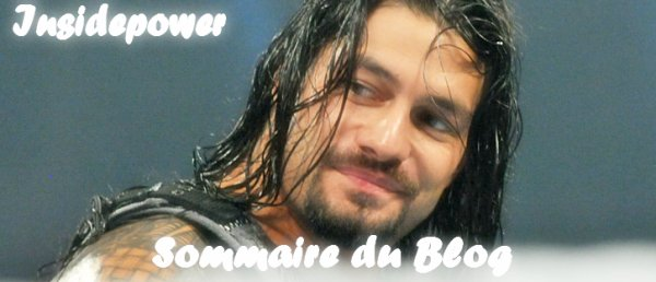 InsidePower ta Source Sur Roman Reigns