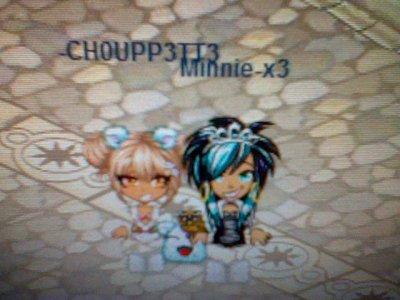 Minnie-x3 et moi
