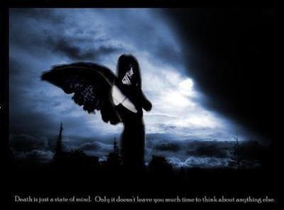 Fuir l'ombre d'une vie fragile ... mais continuer à avancer.. dans l'espoir de trouver la lumière