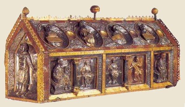 Châsse de St Mengold