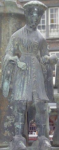 Bronze de Saint Mengold