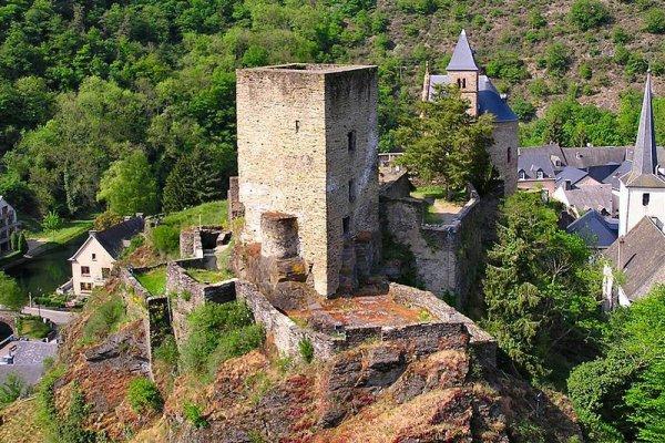Château d'Esch-sur-Sûre
