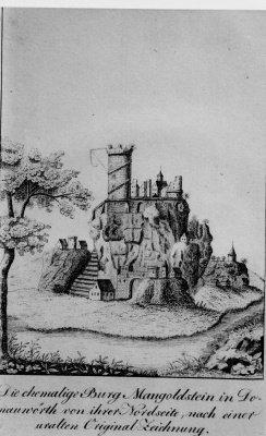 Château de Mangoldstein