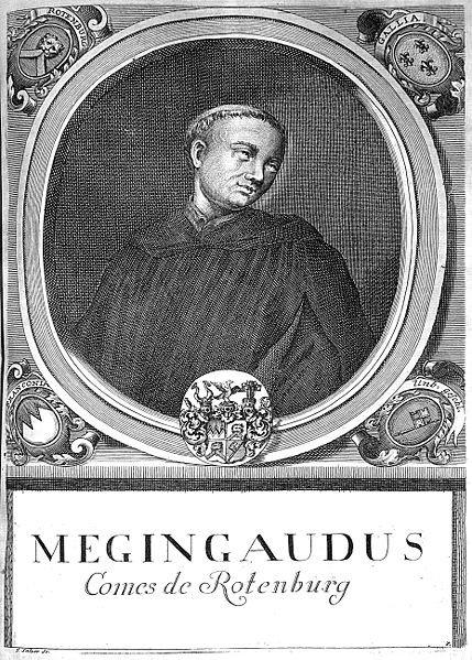 L'évêque Meingold de Würzburg (712-794)