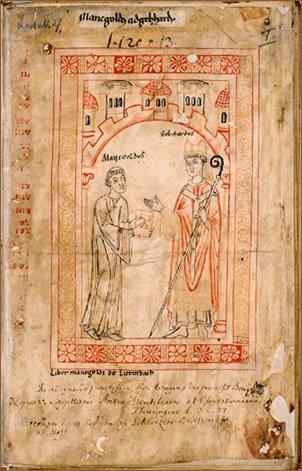 Le moine marié Manegold de Lautenbach