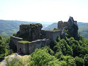 Un autre Manegold bâtisseur de château !