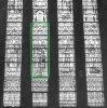 Vitrail de st Mengold dans l'église Saint Louis à Liège