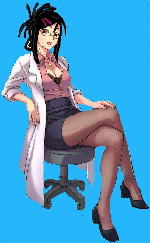 L'infirmière Angela