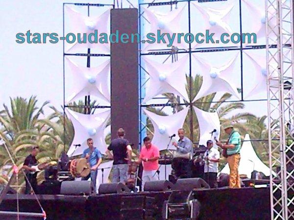 مشاركة أودادن بمهرجان تميتار 2013 ومهرجان ايموريك بيوكرى 07.07.2013