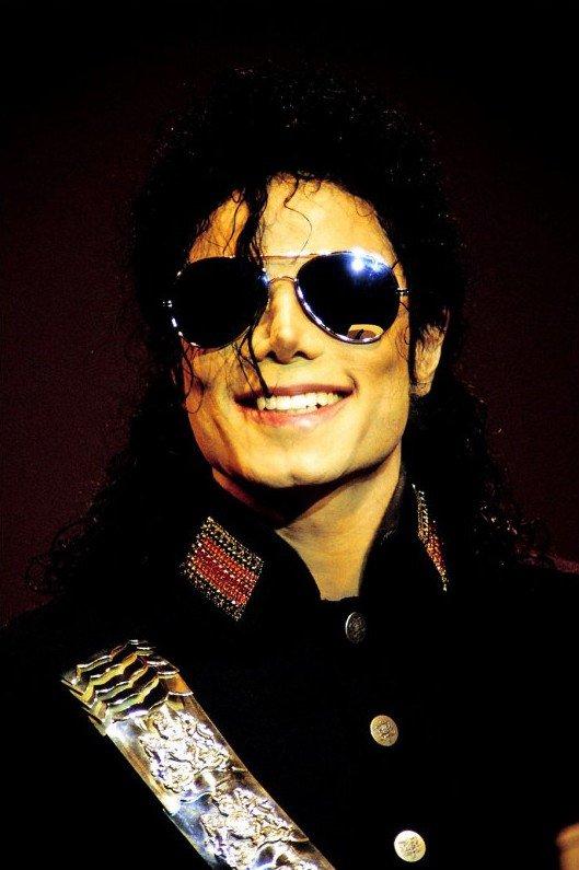 Michael et son sourire si charmeur...