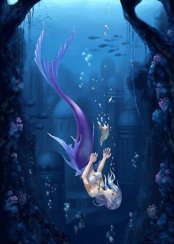 Chapitre 6 : Le véritable aspect de la sirène ! Le voiles sont levés