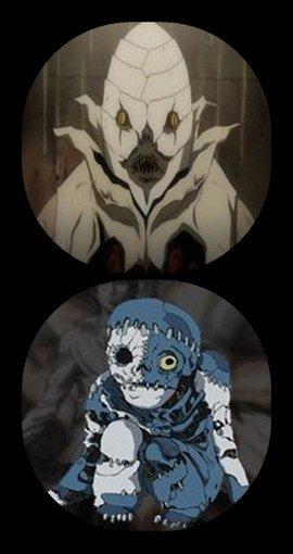 Les Dieux de la Mort.