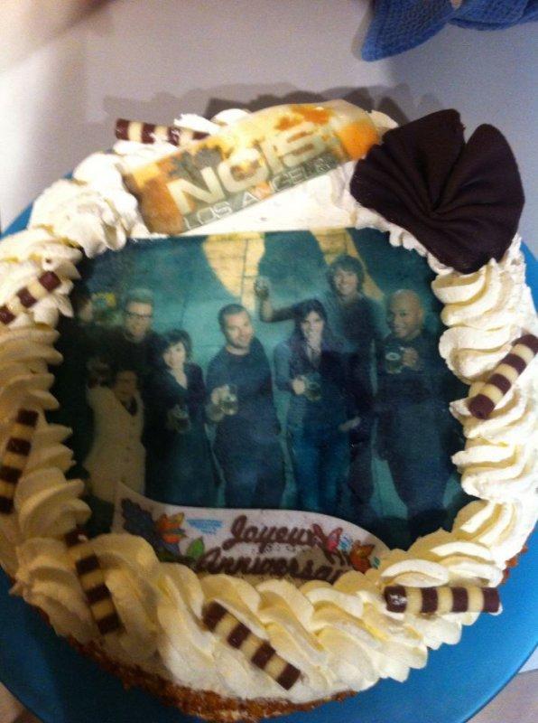 Gâteau !! :D ♥