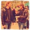 Eric Christian Olsen et son frère ♥