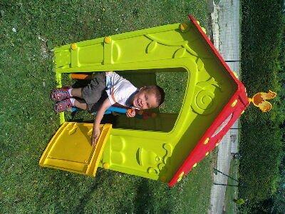 Mon petit neveu matheo