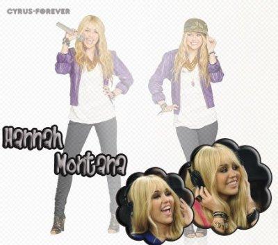 Hannah Montanna Forever