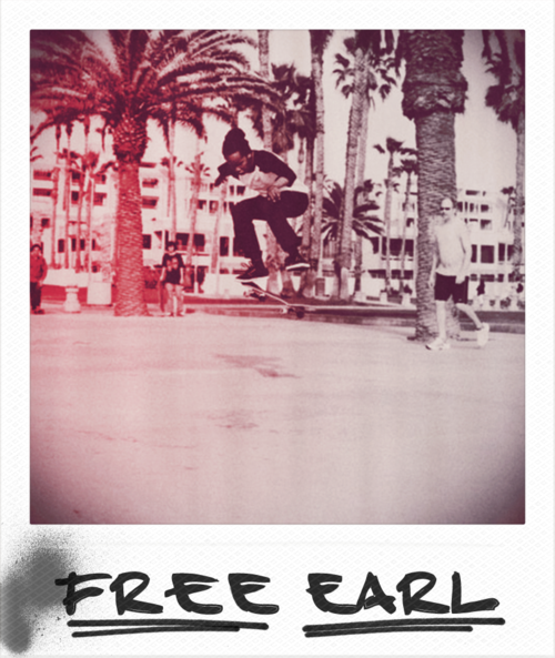 EARL / Earl Sweatshirt - EARL (2011)