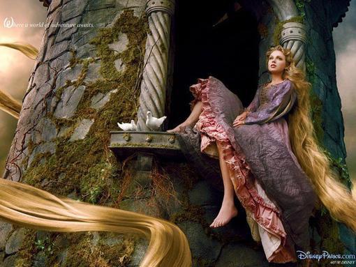 Taylor Swift : La nouvelle Raiponce !