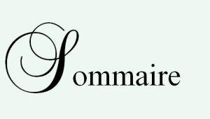 Présentation + Sommaire + Espace pub ;)